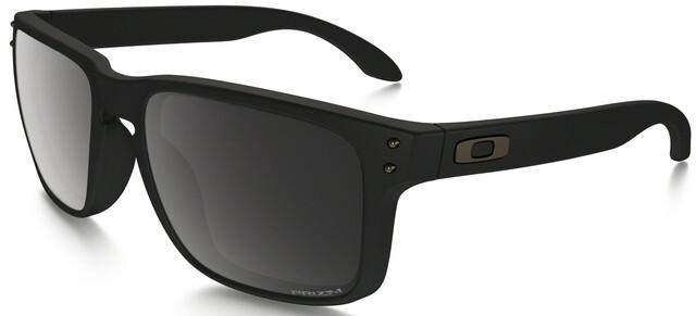 Oakley Holbrook Sykkelbriller matte blackprizm black polarized